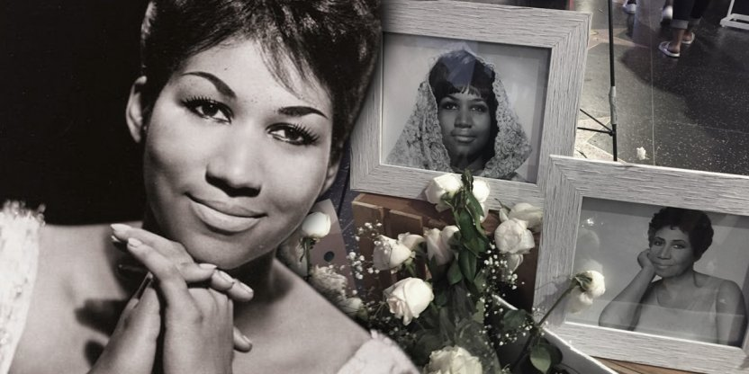 Aretha Franklin, the Queen of Soul, has passed away