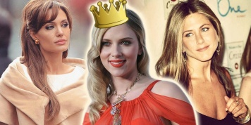 Scarlett Johansson becomes the highest paid actress in Hollywood leaving behind Angelina Jolie and Jennifer Aniston