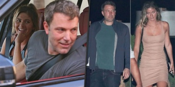 Ben Affleck's dating a playboy model now!?