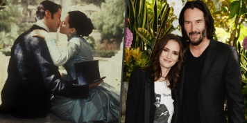 Winona Ryder believes she is married to Keanu Reeves?!?!