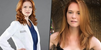 Sarah Drew opens up about being fired from Grey's Anatomy