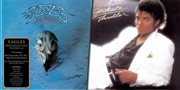 Eagles' 'Greatest Hits' album turns out to be more successful than Michael Jackson's 'Thriller'