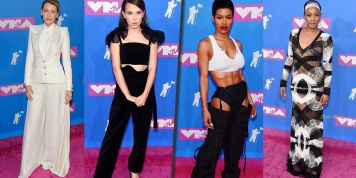 MTV VMAs 2018: best and worst dressed celebrities