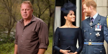 Meghan Markle's brother is blaming Prince Harry for their family dispute