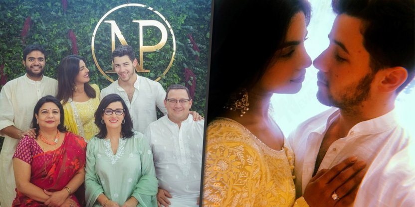 Priyanka Chopra's mother is all about love when it comes to her son in law, Nick Jonas!