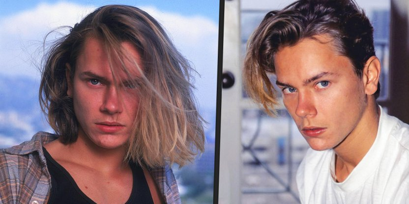 It would have been 48th birthday of River Phoenix