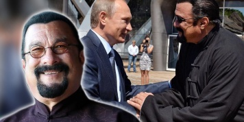 Russia appoints Steven Seagal as US envoy