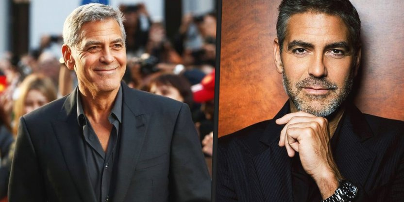 George Clooney became the world's highest-paid actor according to Forbes!