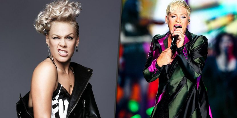 Pink cancels her second show after being hospitalized
