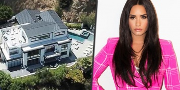 Demi Lovato's house in danger of burglary while the star is in rehab!