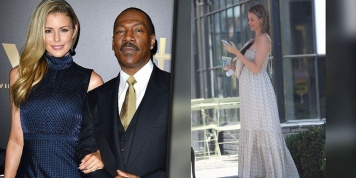 Eddie Murphy is expecting his tenth child
