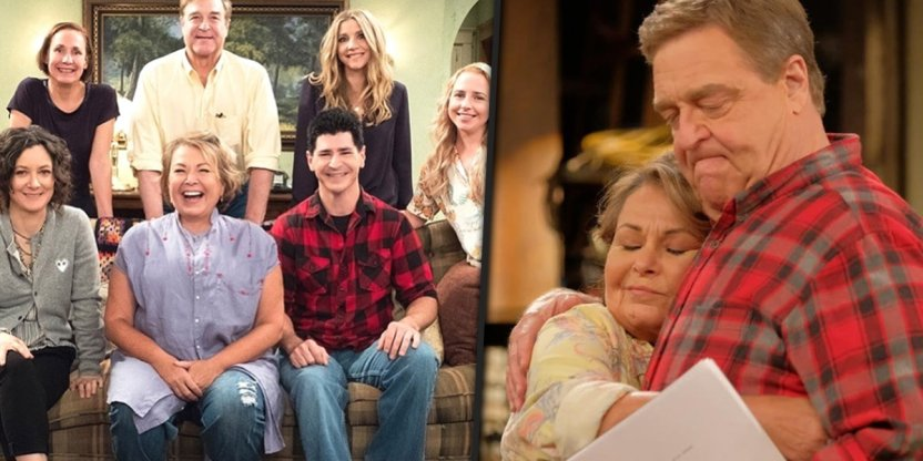 Roseanne will be removed from the show by the angel of death
