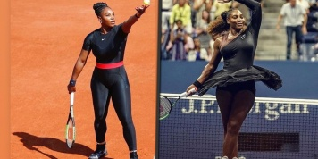 Serena Williams banned from wearing her Catsuit by French Open