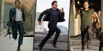 The more Tom Cruise runs in films, the better they are
