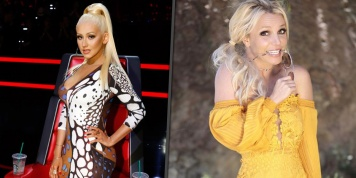 Christina Aguilera opens up about her rivalry with Britney Spears