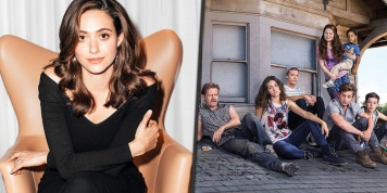 "Emmy Rossum leaving ''Shameless"" after 8 years!"