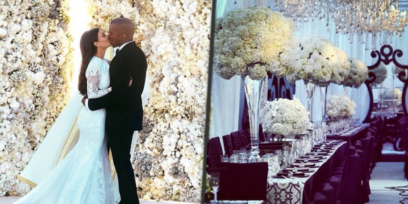 Bride asked guests to pay $1,500 so she could be a Kardashian for one day!