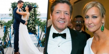 Wedding weekend! Both Katie Lee and Lara Spencer got married!