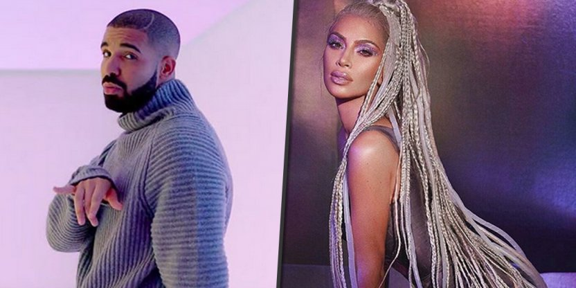 Fans are convinced that Kim Kardashian and Drake had an affair!