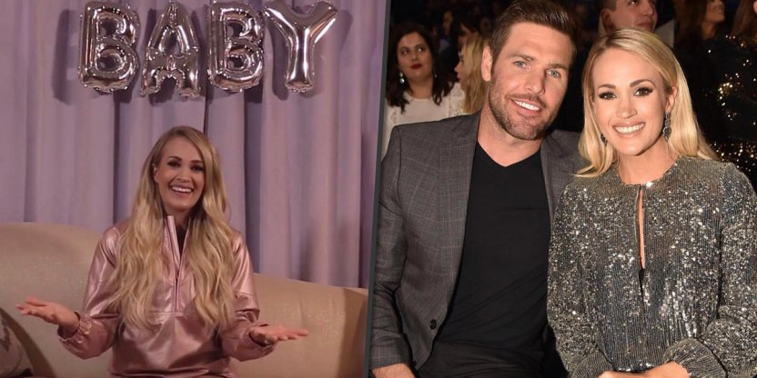 Carrie Underwood is pregnant again!