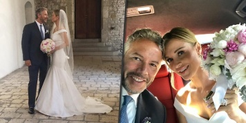 'Real Housewives of Miami' star Joanna Krupa is married again!