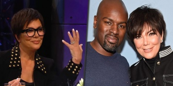 Is Kris Jenner engaged to her bae Corey Gamble!?