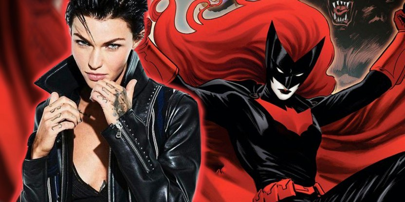 Ruby Rose cried talking about being cast as Batwoman!