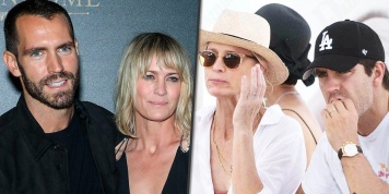 Robin Wright, Sean Penn's ex-wife, secretly marries Clement Giraudet