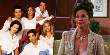"Kathleen Turner reveals that she ""didn't feel very welcomed"" by the Friends cast"