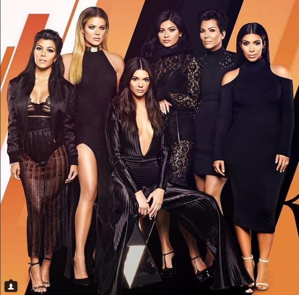 Kardashian sisters through the years